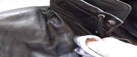 361d97734055 Οδηγίες φροντίδας και περιποίησης για δερμάτινα μπουφάν